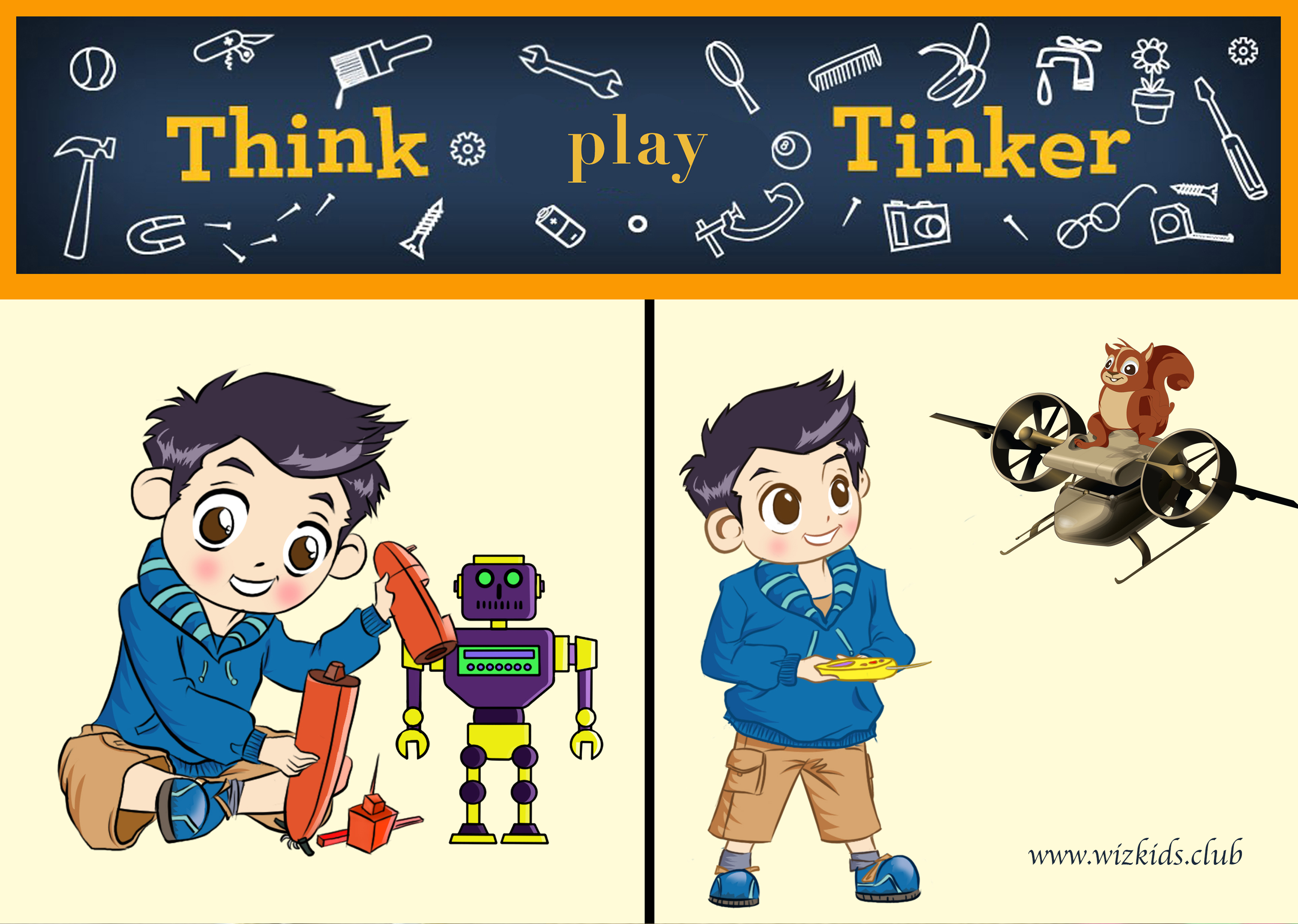5 REASONS WHY TINKERING IS CRUCIAL FOR KIDS OF THIS CENTURY