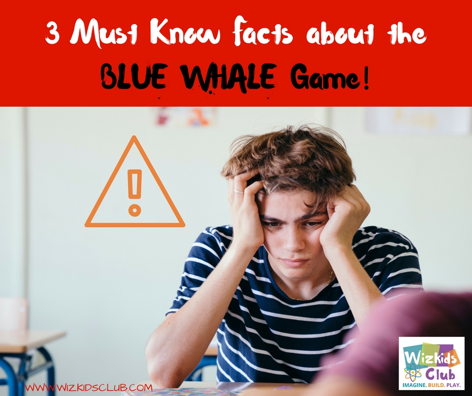 3 Must Know Facts about the Blue Whale Game!