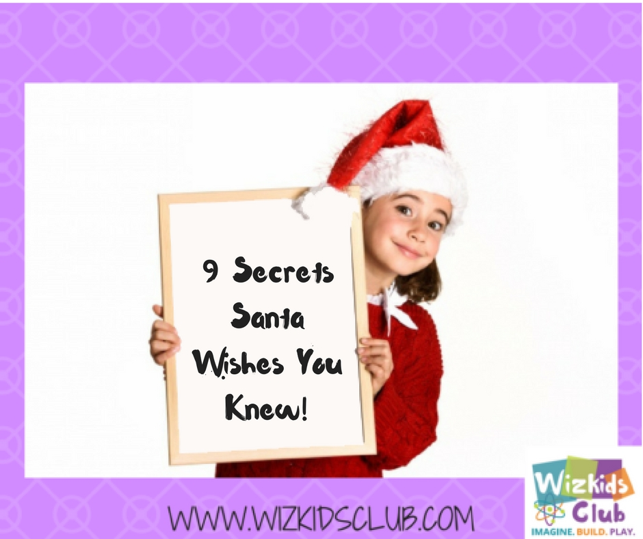 9 Secrets Santa Wishes You Knew!