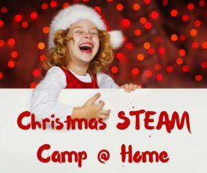 Christmas STEAM Camp @ Home