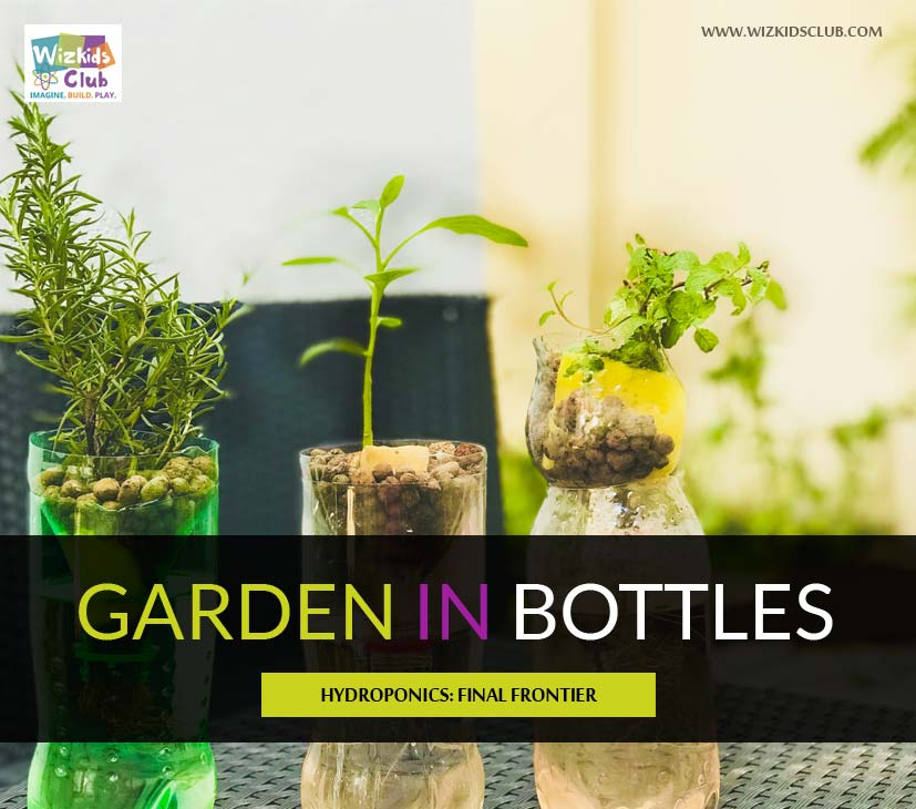 Garden In Bottles: The Final Frontier In Farming