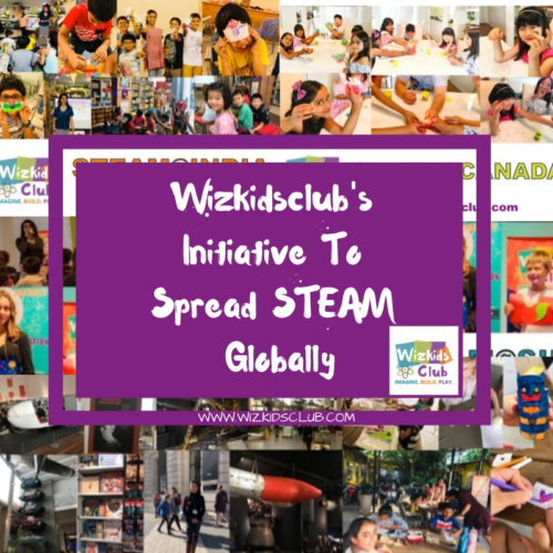 Wizkids Club's Initiative To Spread STEAM Globally
