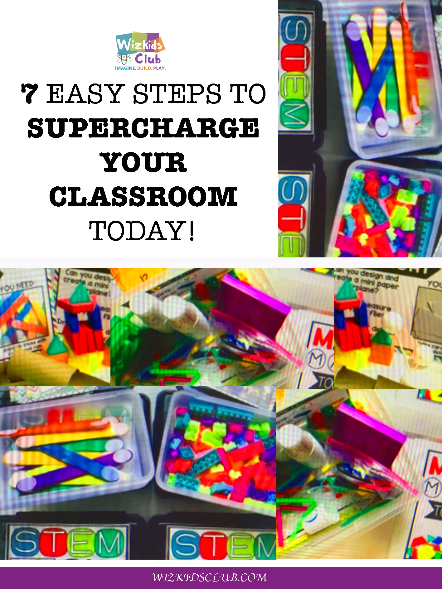 Best Ways to SUPERCHARGE YOUR CLASSROOM