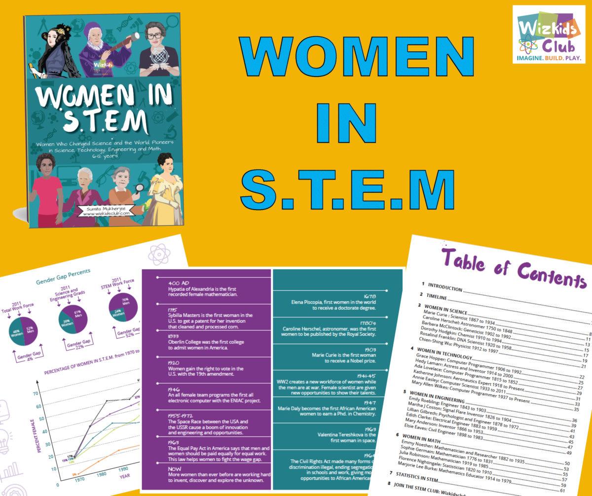 WOMEN IN S.T.E.M