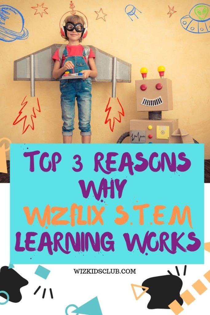 top 3 reasons STEM Activities for kids