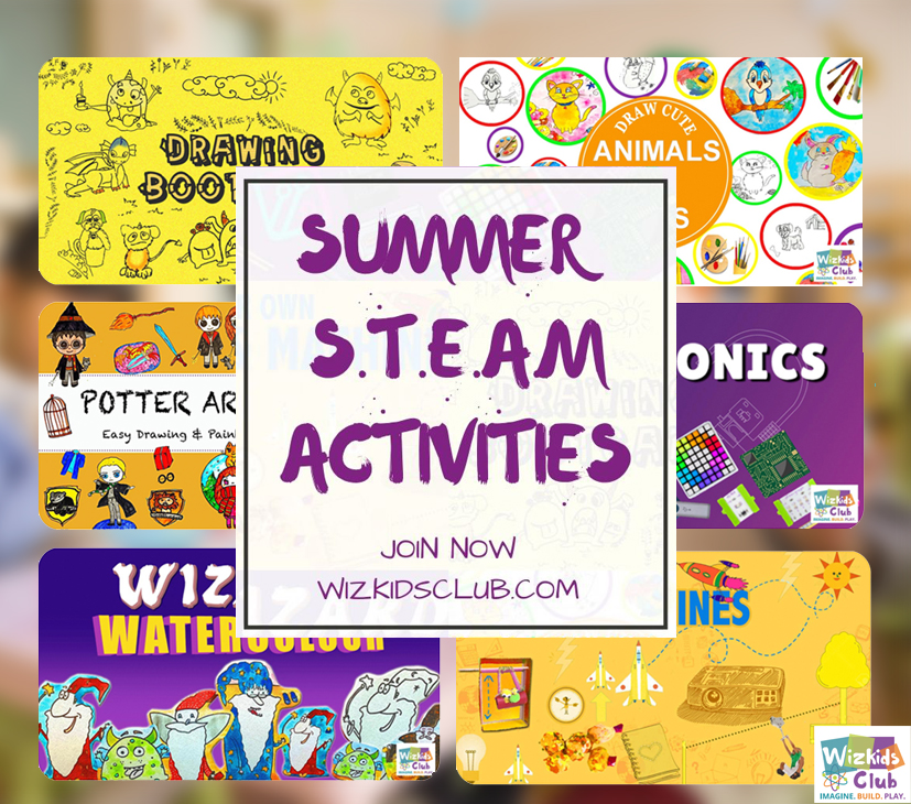 Best Summer S.T.E.M Activities For Kids