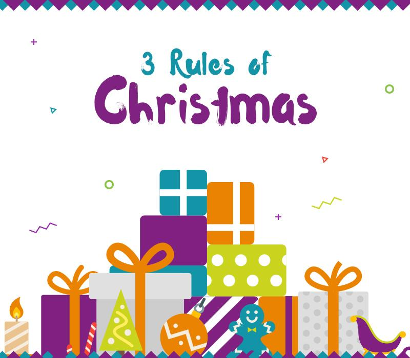 3 Rules of Christmas: Don't Overwhelm Kids With Too many Gifts