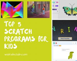 top 5 SCRATCH programs for kids