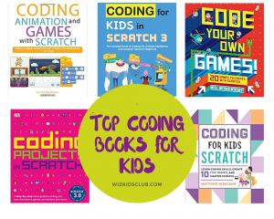 TOP CODING BOOKS FOR KIDS