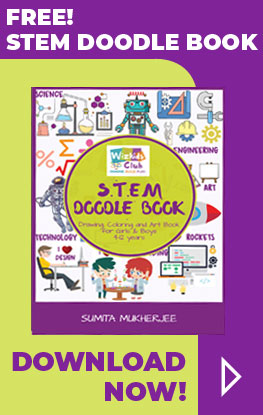 Free STEM Doodle Book Download