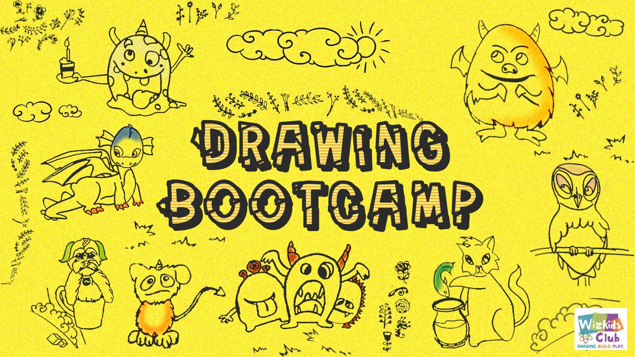 Drawing Boot camp