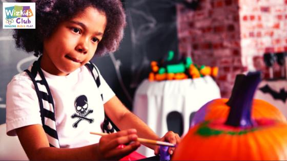 Halloween activities for kids